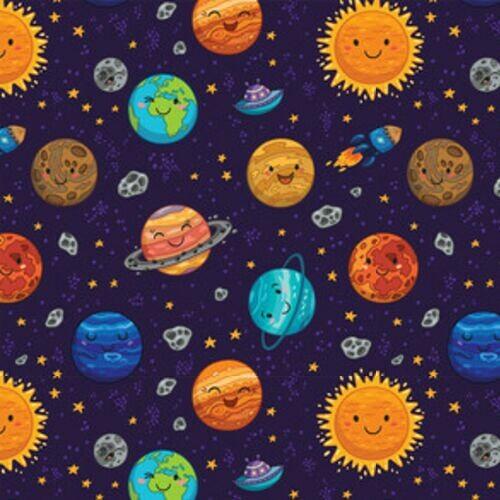 planety-tapeta-dziecieca