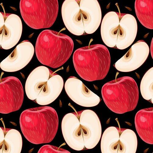 owoce-tapeta-na-sciane