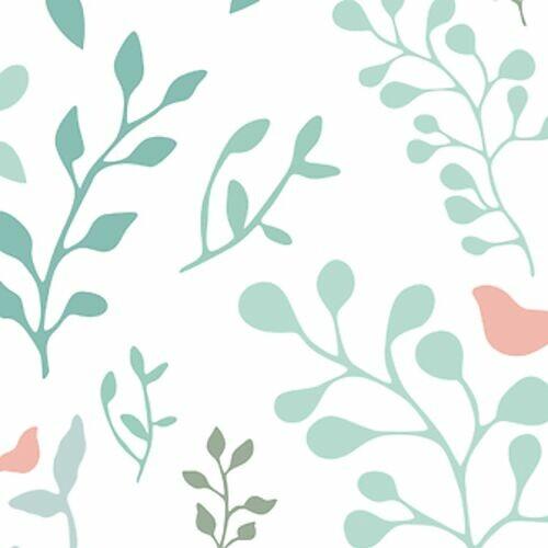 kwiatowy-wzor-tapeta-do-jadalni