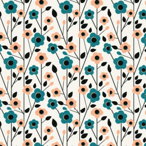 drobne-retro-kwiaty-tapeta