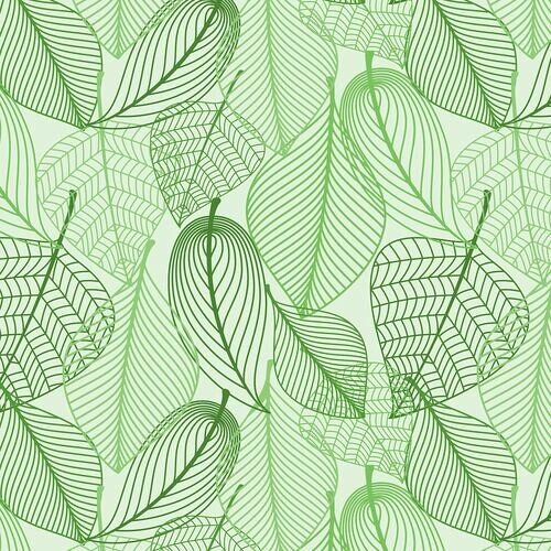 jasne-zielone-liscie-tapeta