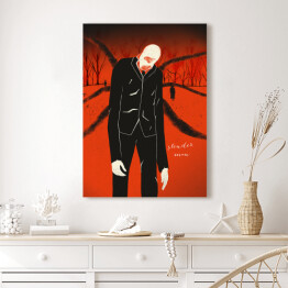 """Slender man"" - miejskie legendy"