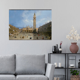 "Canaletto ""Piazza San Marco"""