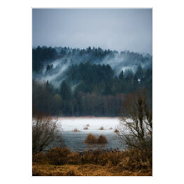 Autumn Fogs / Mists of Vancouver Island
