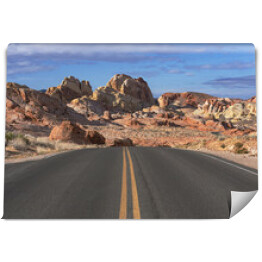Scenic Road-Valley of Fire State Park