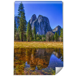 Cathedral Rock, Park Narodowy Yosemite