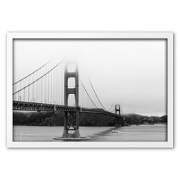 Golden Gate Bridge - mgła