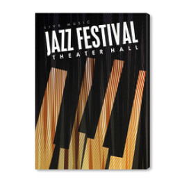 Jazz Festival - keyboard