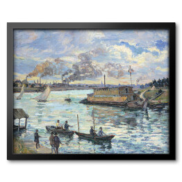 "Armand Guillaumin ""River Scene"""