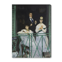 Edouard Manet - The Balcony, reprodukcja