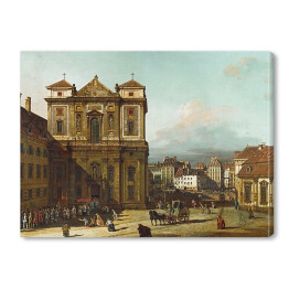 "Canaletto - ""The Freyung in Vienna"""
