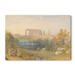"William Turner ""Opactwo Malmesbury, Wiltshire"" - reprodukcja"