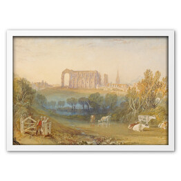 William Turner - Malmesbury Abbey, Wiltshire, reprodukcja