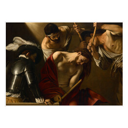 "Caravaggio ""The Crowning with Thorns"""