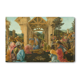 "Sandro Botticelli ""The Adoration of the Magi"" reprodukcja"