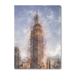 Nowy Jork Empire State Building 2