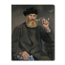 Manet - The Smoker, reprodukcja