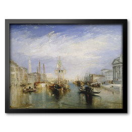 William Turner - The Grand Canal, reprodukcja