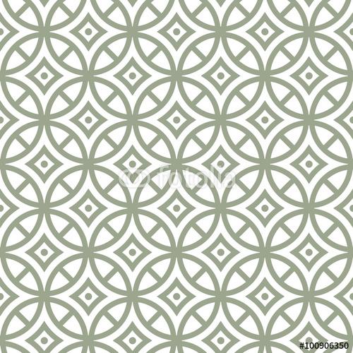 01 Geometryczny wektor szwu. Nowoczesna, stylowa tekstura. Re