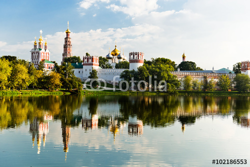 Klasztor Nowodziewiczy w Moskwie, Rosja