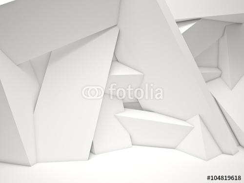 3d Geometryczna Sciana Obrazy W Ramie Decor Mint