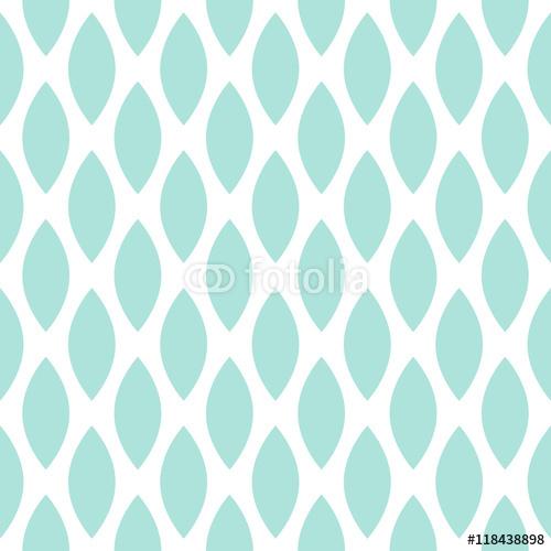 Niebieskie krople wektor wzór geometryczny.
