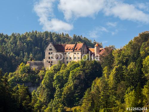 Zamek Rabenstein, Szwajcaria Frankońska