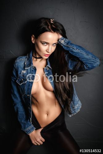 nastolatka seksowna modelka