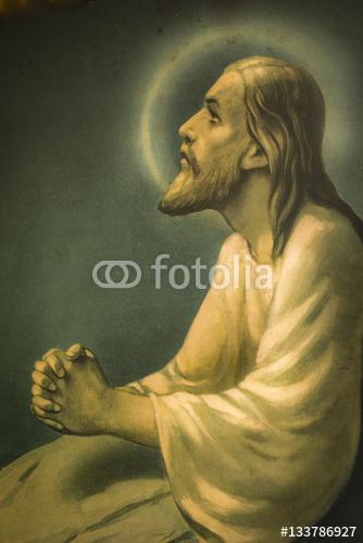 Modlitwa do Jezusa.