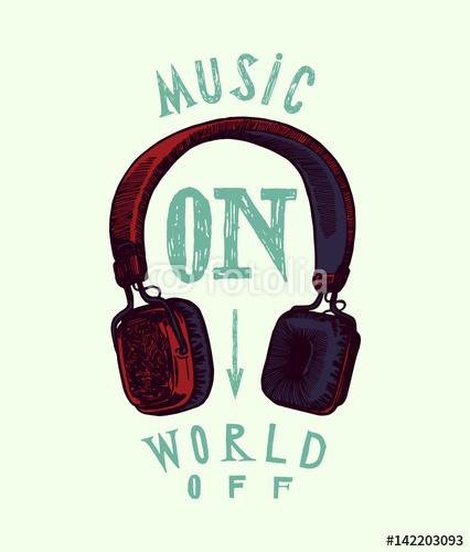 Słuchawki Z Muzycznym Przesłaniem