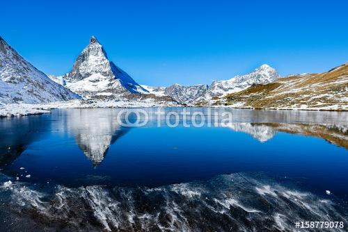 Odbicie Matterhorn