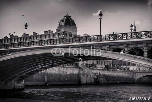 most nad Sekwaną, Francja