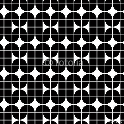 Bezszwowe geometryczne płytki.