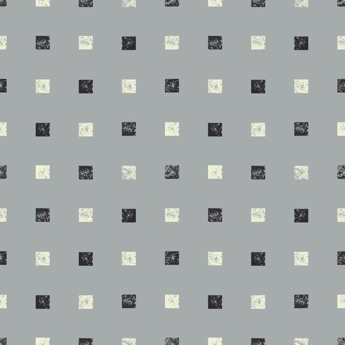 Streszczenie kwadratowe kształty bez szwu deseń