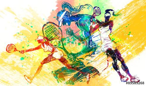 Ilustracja sportów
