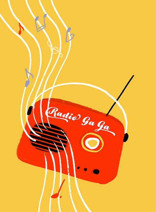 Queen Radio Gaga